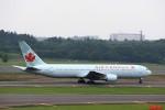 T.Sazenさんが、成田国際空港で撮影したエア・カナダ 767-375/ERの航空フォト(飛行機 写真・画像)