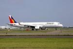 北の熊さんが、新千歳空港で撮影したフィリピン航空 A321-271Nの航空フォト(飛行機 写真・画像)