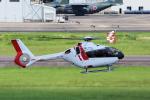 yabyanさんが、名古屋飛行場で撮影した中日本航空 EC135P3の航空フォト(飛行機 写真・画像)
