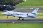 yabyanさんが、名古屋飛行場で撮影した静岡エアコミュータ Falcon 2000EXの航空フォト(写真)