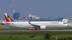 パンダさんが、成田国際空港で撮影したフィリピン航空 A321-271NXの航空フォト(写真)