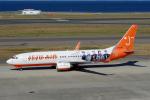 yabyanさんが、中部国際空港で撮影したチェジュ航空 737-86Nの航空フォト(写真)