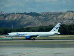 kiyohsさんが、マドリード・バラハス国際空港で撮影したシグナスエア 757-236(PCF)の航空フォト(写真)