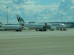 kiyohsさんが、マドリード・バラハス国際空港で撮影したワモス・エア A330-243の航空フォト(飛行機 写真・画像)