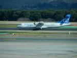 kiyohsさんが、マドリード・バラハス国際空港で撮影したエア・ヨーロッパ・エクスプレス ATR-72-500 (ATR-72-212A)の航空フォト(飛行機 写真・画像)