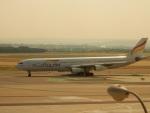 kiyohsさんが、マドリード・バラハス国際空港で撮影したプルス・ウルトラ A340-313Xの航空フォト(飛行機 写真・画像)