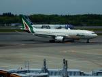 kiyohsさんが、成田国際空港で撮影したアリタリア航空 A330-202の航空フォト(写真)