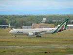 kiyohsさんが、フランクフルト国際空港で撮影したアリタリア航空 A330-202の航空フォト(写真)