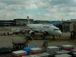 kiyohsさんが、アムステルダム・スキポール国際空港で撮影したイラン航空 A321-211の航空フォト(飛行機 写真・画像)