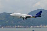 アカゆこさんが、香港国際空港で撮影したアエロトランスカーゴ 747-412(BDSF)の航空フォト(写真)