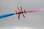 チャッピー・シミズさんが、フェアフォード空軍基地で撮影したイギリス空軍 BAe Hawk T1Aの航空フォト(写真)