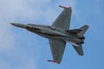 チャッピー・シミズさんが、フェアフォード空軍基地で撮影したフィンランド空軍 F/A-18C Hornetの航空フォト(飛行機 写真・画像)