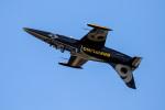チャッピー・シミズさんが、フェアフォード空軍基地で撮影したブライトリング・ジェット・チーム L-39C Albatrosの航空フォト(飛行機 写真・画像)