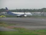 ヒロリンさんが、成田国際空港で撮影したマンダリン航空 ERJ-190-100 IGW (ERJ-190AR)の航空フォト(写真)