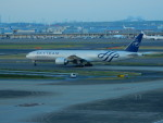 kiyohsさんが、羽田空港で撮影したエールフランス航空 777-328/ERの航空フォト(飛行機 写真・画像)