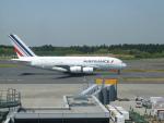 kiyohsさんが、成田国際空港で撮影したエールフランス航空 A380-861の航空フォト(飛行機 写真・画像)
