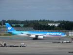 kiyohsさんが、成田国際空港で撮影したエア・タヒチ・ヌイ A340-313Xの航空フォト(飛行機 写真・画像)