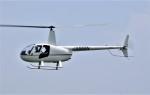 ヘリオスさんが、東京ヘリポートで撮影した日本法人所有 R44 Ravenの航空フォト(写真)