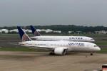 T.Sazenさんが、成田国際空港で撮影したユナイテッド航空 787-8 Dreamlinerの航空フォト(飛行機 写真・画像)