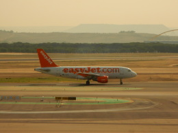 航空フォト:G-EZAO イージージェット A319