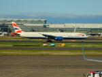 kiyohsさんが、羽田空港で撮影したブリティッシュ・エアウェイズ 777-36N/ERの航空フォト(飛行機 写真・画像)