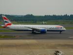 kiyohsさんが、成田国際空港で撮影したブリティッシュ・エアウェイズ 787-9の航空フォト(飛行機 写真・画像)