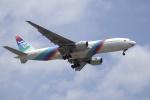 senyoさんが、羽田空港で撮影した日本エアシステム 777-289の航空フォト(写真)