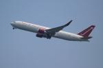 OMAさんが、岩国空港で撮影したオムニエアインターナショナル 767-323/ERの航空フォト(飛行機 写真・画像)