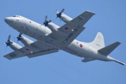 960さんが、江戸川土手で撮影した海上自衛隊 P-3Cの航空フォト(飛行機 写真・画像)