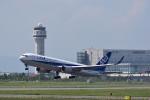 ひこ☆さんが、新千歳空港で撮影した全日空 767-381/ERの航空フォト(写真)