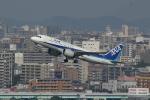 Yossy96さんが、福岡空港で撮影した全日空 A320-271Nの航空フォト(写真)