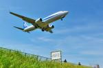 監督さんが、伊丹空港で撮影した全日空 737-881の航空フォト(写真)
