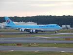 kiyohsさんが、成田国際空港で撮影した大韓航空 747-8B5F/SCDの航空フォト(飛行機 写真・画像)