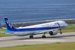 rokko2000さんが、神戸空港で撮影した全日空 A321-272Nの航空フォト(写真)