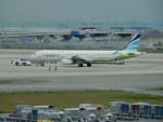 kiyohsさんが、関西国際空港で撮影したエアプサン A321-131の航空フォト(写真)