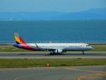 kiyohsさんが、中部国際空港で撮影したアシアナ航空 A321-231の航空フォト(写真)