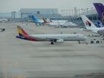 kiyohsさんが、関西国際空港で撮影したアシアナ航空 A321-231の航空フォト(写真)