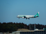kiyohsさんが、成田国際空港で撮影したエアソウル A321-231の航空フォト(飛行機 写真・画像)
