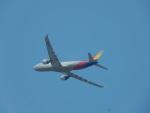 kiyohsさんが、羽田空港で撮影したアシアナ航空 A330-323Xの航空フォト(写真)