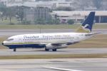 Hariboさんが、ドンムアン空港で撮影したプレジデント・エアラインズ 737-2K3/Advの航空フォト(写真)