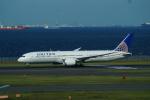 FRTさんが、羽田空港で撮影したユナイテッド航空 787-9の航空フォト(飛行機 写真・画像)