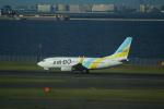 FRTさんが、羽田空港で撮影したAIR DO 737-781の航空フォト(飛行機 写真・画像)