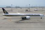 SFJ_capさんが、中部国際空港で撮影したシンガポール航空 787-10の航空フォト(写真)