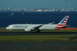 FRTさんが、羽田空港で撮影したアメリカン航空 787-9の航空フォト(飛行機 写真・画像)
