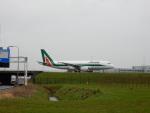 kiyohsさんが、アムステルダム・スキポール国際空港で撮影したアリタリア航空 A320-214の航空フォト(写真)