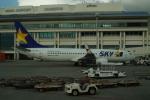 FRTさんが、那覇空港で撮影したスカイマーク 737-86Nの航空フォト(飛行機 写真・画像)