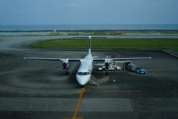 久米島空港 - Kume Jima Airport [UEO/ROKJ]で撮影された久米島空港 - Kume Jima Airport [UEO/ROKJ]の航空機写真