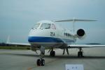 FRTさんが、米子空港で撮影した航空自衛隊 U-4 Gulfstream IV (G-IV-MPA)の航空フォト(飛行機 写真・画像)