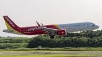 Cozy Gotoさんが、成田国際空港で撮影したベトジェットエア A321-271Nの航空フォト(写真)
