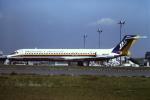 tassさんが、羽田空港で撮影した日本エアシステム MD-87 (DC-9-87)の航空フォト(写真)